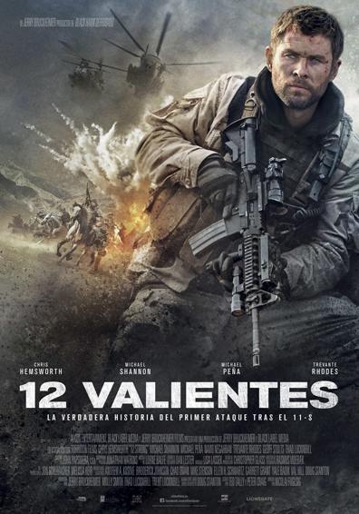 12 VALIENTES V.O.S