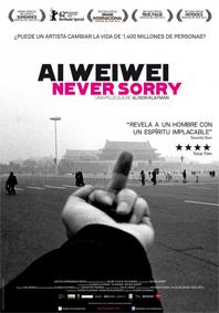 AI WEIWEI: NEVER SORRY V.O.S