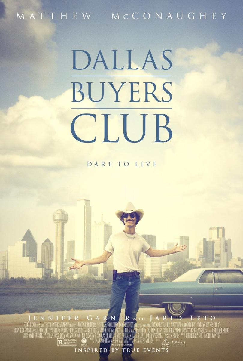 DALLAS BUYERS CLUB DIGT