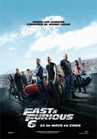 FAST AND FURIOUS 6 DIGT