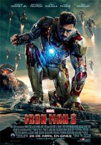 IRON MAN 3 DIGT