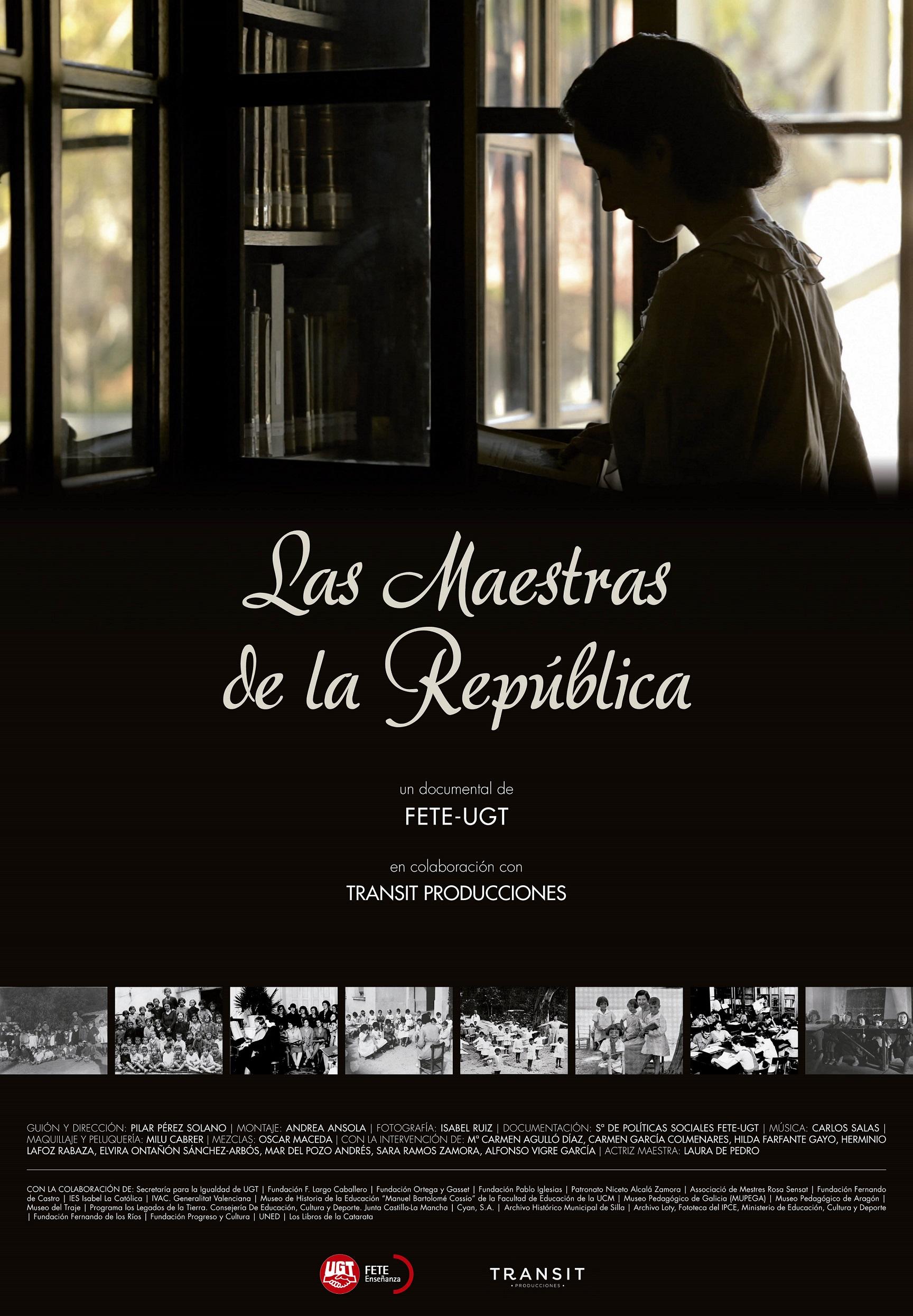 LAS MAESTRAS DE LA REPUBLICA DIGT