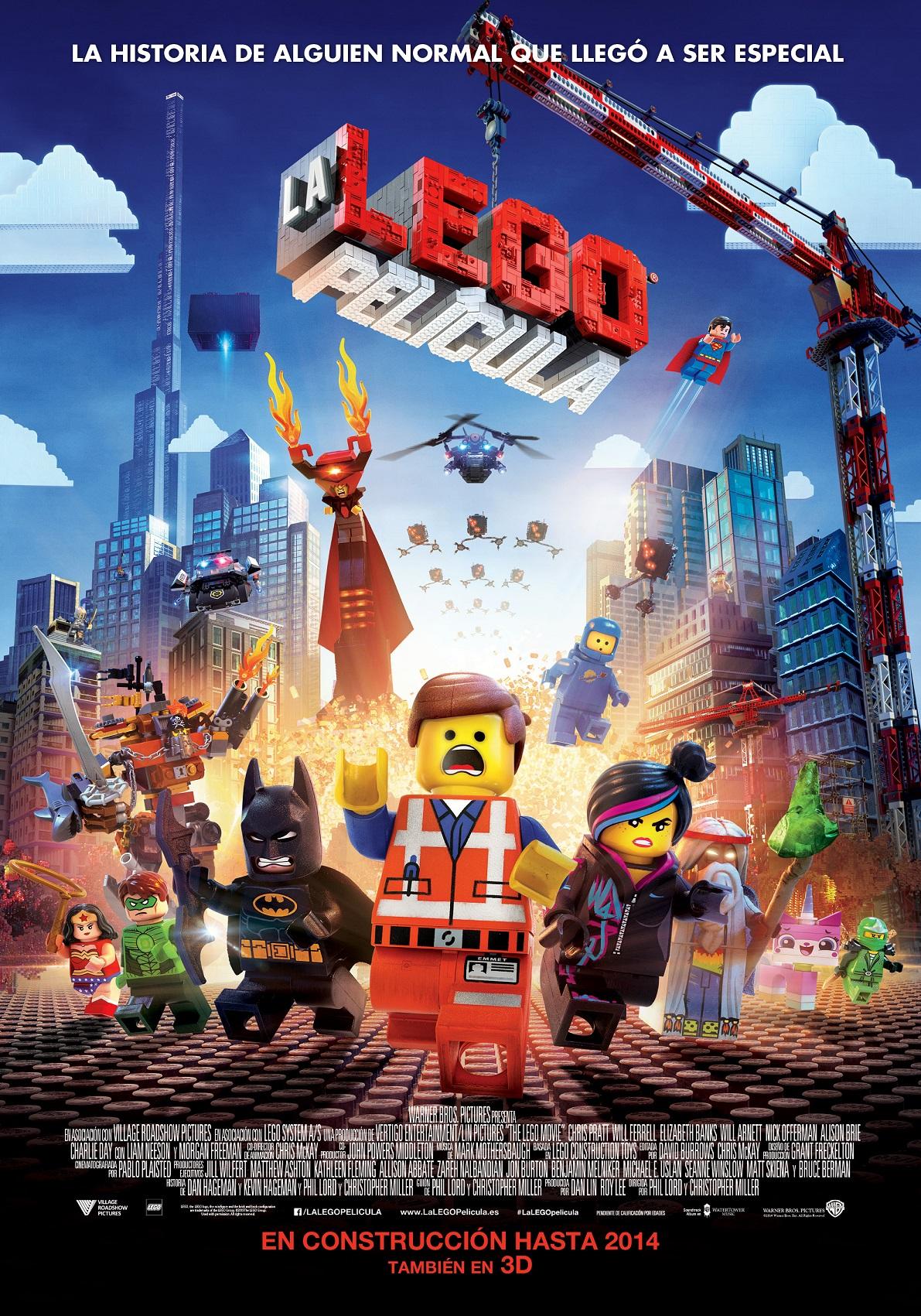 LEGO, LA PELICULA