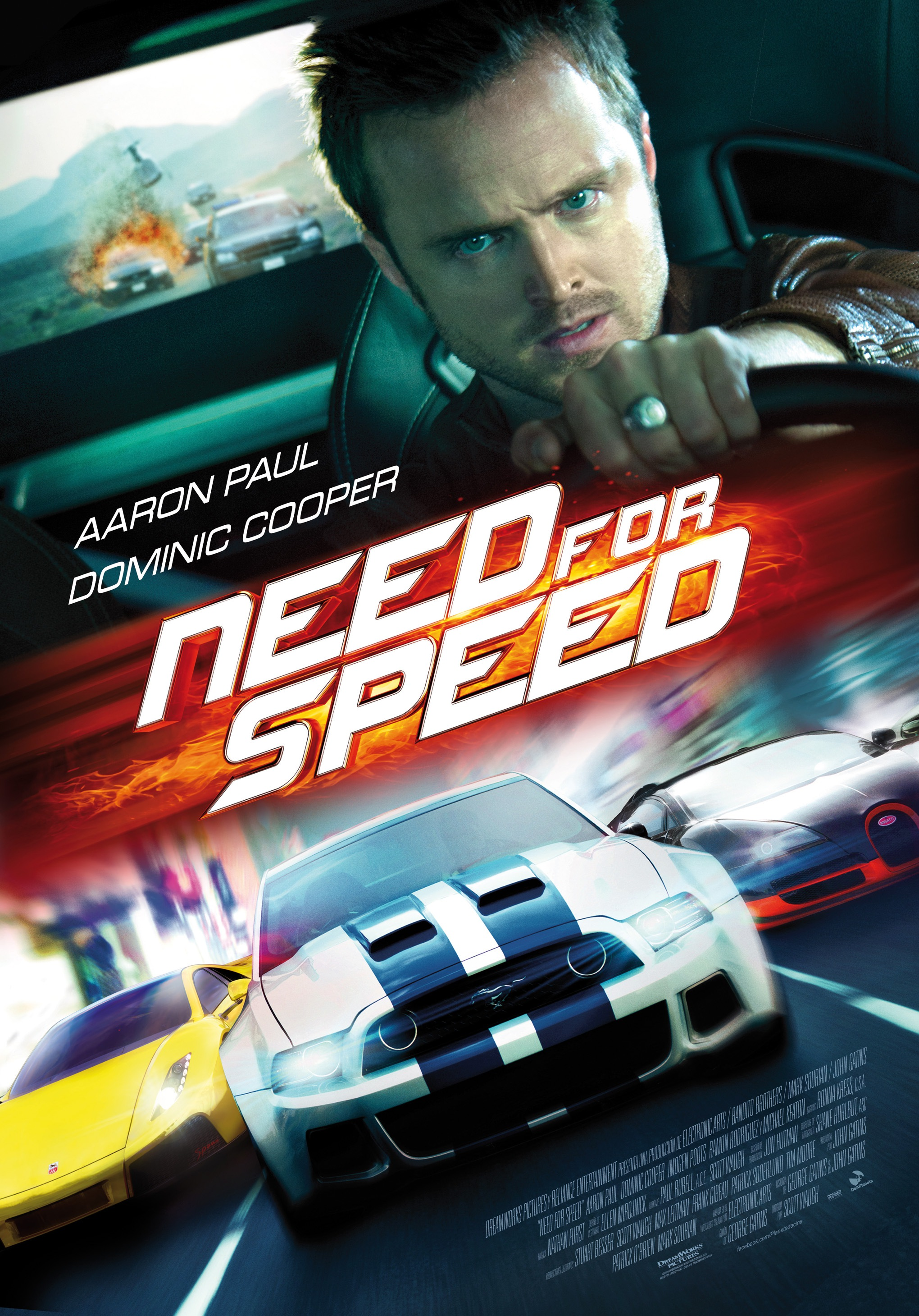NEED FOR SPEED DIGT