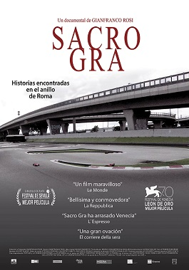 SACRO GRA V.O.S