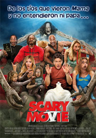 SCARY MOVIE 5 DIGT
