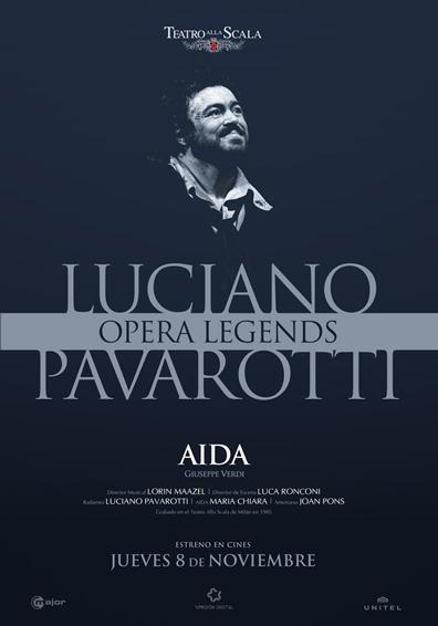 AIDA, LUCIANO PAVAROTTI UCC 2018
