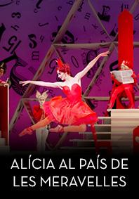 ALICIA AL PAIS DE LES MERAVELLES ILLA 2017