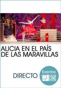 ALICIA EN EL PAIS DE LAS MARAVI... BALLET UCC 2017