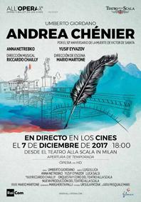 ANDREA CHENIER OPERA UCC 2017