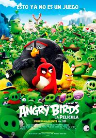 ANGRY BIRDS. LA PELICULA