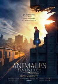 ANIMALES FANTASTICOS Y DONDE ENCONTRARLOS V.O.S
