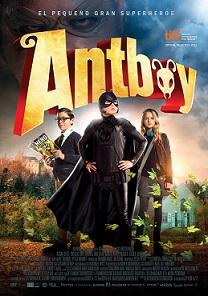 ANTBOY, EL PEQUE�O SUPERHEROE DIGT