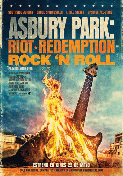 ASBURY PARK: RIOT, REDEMPTION ROCK N ROLL