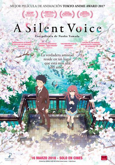 A SILENT VOICE V.O.S