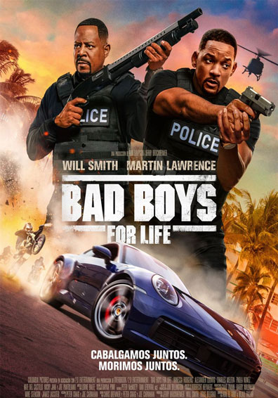 BAD BOYS FOR LIFE - Atmos