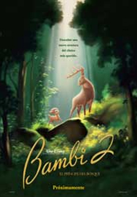 BAMBI 2 EL PRINCIPE DEL BOSQUE