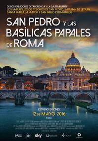 SAN PEDRO Y LAS BASILICAS PAPALES DE ROMA V.O.S