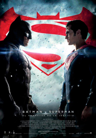BATMAN V SUPERMAN:EL AMANECER DE LA JUSTICIA 35MM