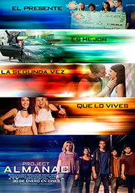 PROJECT ALMANAC DIGT