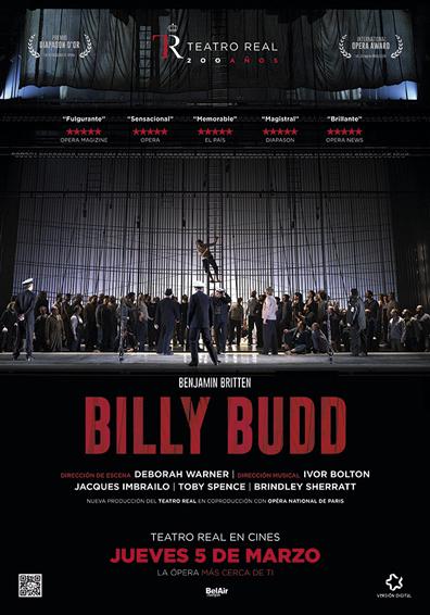 BILLY BUDD OPERA UCC 2020
