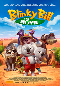 BLINKY BILL EL KOALA