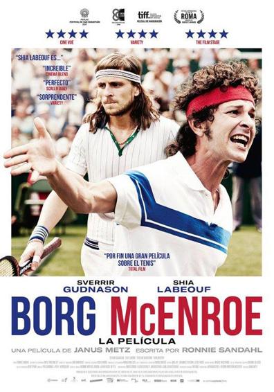 BORG VS MCENROE V.O.S
