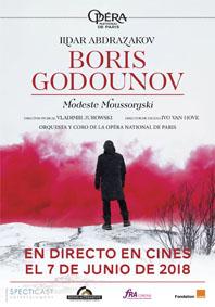 BORIS GODOUNOV OPERA UCC 2018