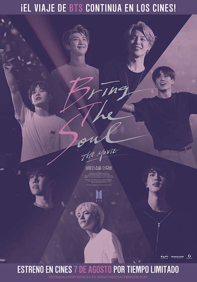 BRING THE SOUL:THE MOVIE V.O.S