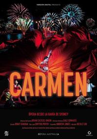CARMEN OPERA EL CENTRO 2018