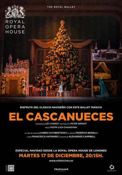 EL CASCANUECES (PRODUCCION THE ROYAL OPERA) UCC