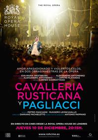 CAVALLERIA RUSTICANA - PAGLIACCI OPERA UCC 2015