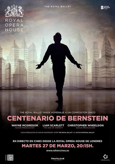 CENTENARIO DE BERNSTEIN BALLET UCC 2018
