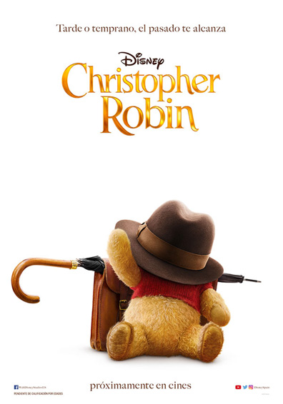 CHRISTOPHER ROBIN V.O.S