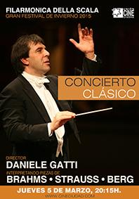 CONCIERTO CLASICO DANIELE GATTI UCC 2015 DIGT