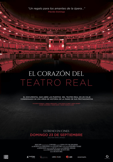 EL CORAZON DEL TEATRO REAL