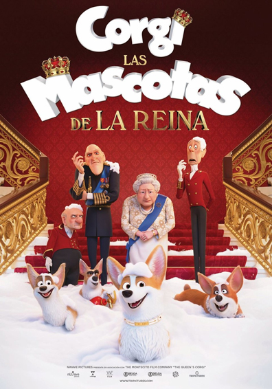 THE QUEEN´S CORGI
