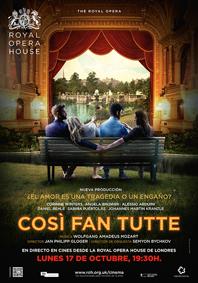 COSI FAN TUTTE OPERA UCC 2016