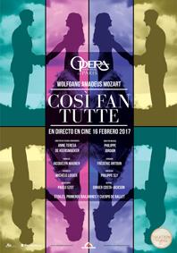 COSI FAN TUTTE OPERA UCC 2017
