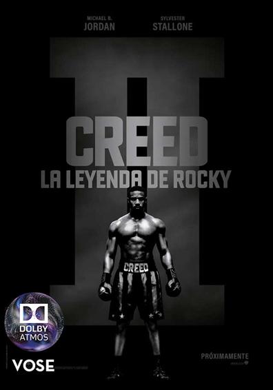 CREED II: LA LEYENDA DE ROCKY V.O.S ATMOS