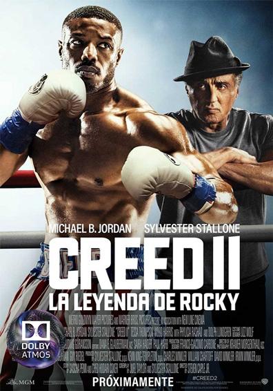 CREED II: LA LEYENDA DE ROCKY DOLBY ATMOS