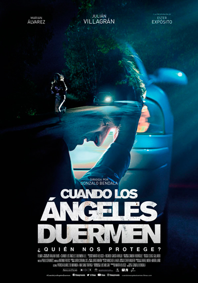 CUANDO LOS ANGELES DUERMEN