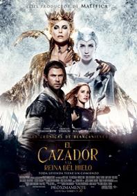 LAS CRONICAS DE BLANCANIEVES-EL CAZADOR Y...