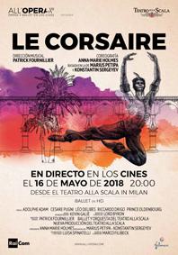 EL CORSARIO BALLET UCC 2018
