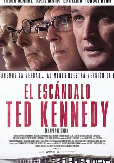 EL ESCANDALO TED KENNEDY V.O.S