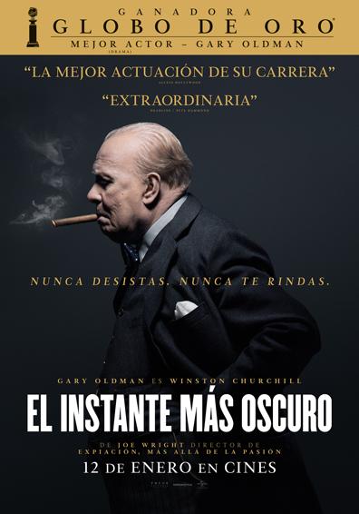 EL INSTANTE MAS OSCURO