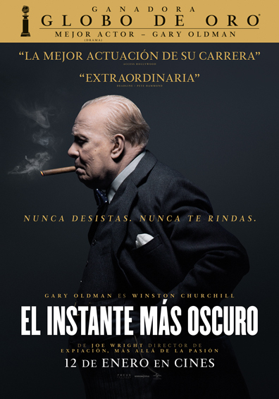 EL INSTANTE MAS OSCURO V.O.S