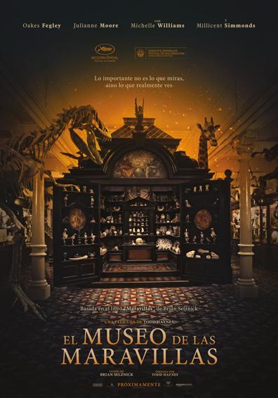 EL MUSEO DE LAS MARAVILLAS V.O.S