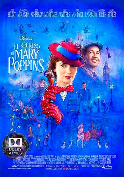 EL REGRESO DE MARY POPPINS DOLBY ATMOS
