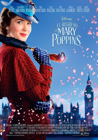 EL REGRESO DE MARY POPPINS - Digital
